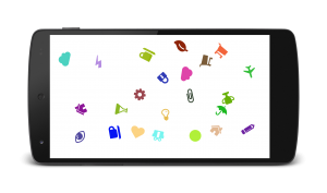 Smudges available on the Google Play Store for Android phones and tablets