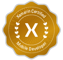 Xamarin Certified Mobile Developer